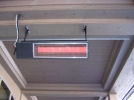 Equator Patio Heater Installation