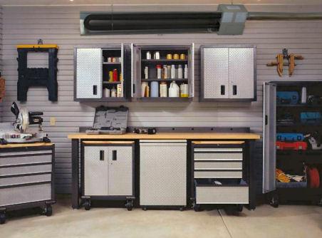 the heatwave in garage - Natural Gas Garage Heater