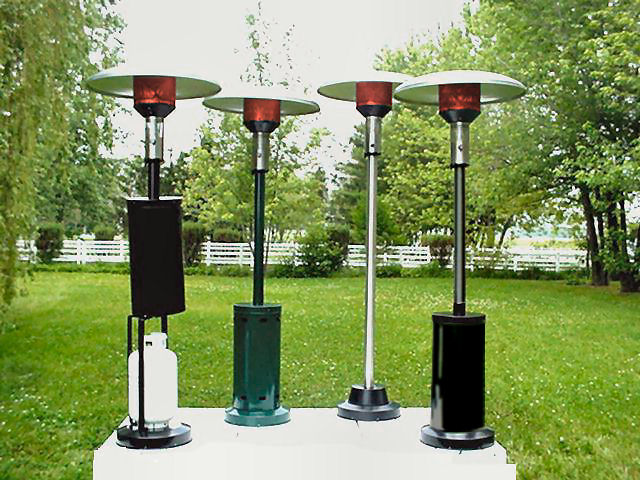 The Patio Plus Line - Easy Radiant Works - The Patio Plus Outdoor Patio Heater